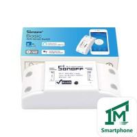 WiFi реле Sonoff Basic 10А с ПО 1M Smartphone